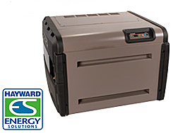 Hayward Heater H250fdn Inground Heat