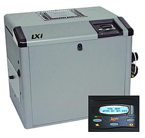 Jandy Lxi Heater Lxi250ns 250k Btu Asme Cupro Nickel Natural G