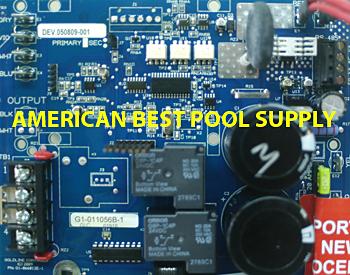 Aquarite Printed Circuit Board