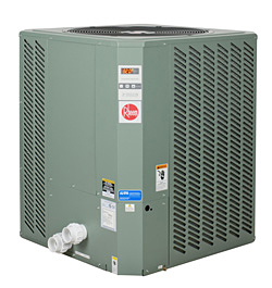 Raypak Titanium Classic Series Pool Heat Pump 117k B