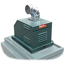 Raypak D-2 Power Vent for 207/267 and 206/266