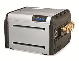Hayward Universal Heater H400FDPASME 400K BTU Propane Gas ASME