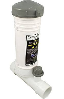 Clearwater In Line Automatic Chlorinator By Waterway