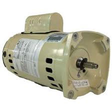 Pentair SuperFlo 3/4 HP Replacement Motor SQFL, Single Speed (355008S SF 1.95)