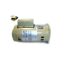 Pentair SuperFlo 2 HP Motor SQFL, Dual Speed, 1 phase, 60 Hz 230V